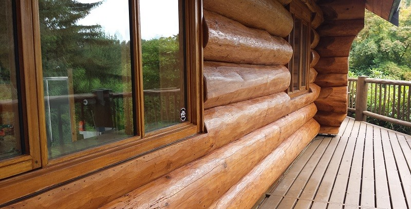 Oregon Log Home Care_Maintenance Program